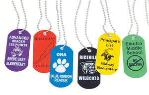 Custom Dog Tag, ASDTSC