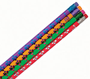 Color Change Mood Paw Print Pencil, #740