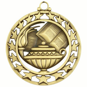 Lamp of Knowledge Medal, DRSBLP