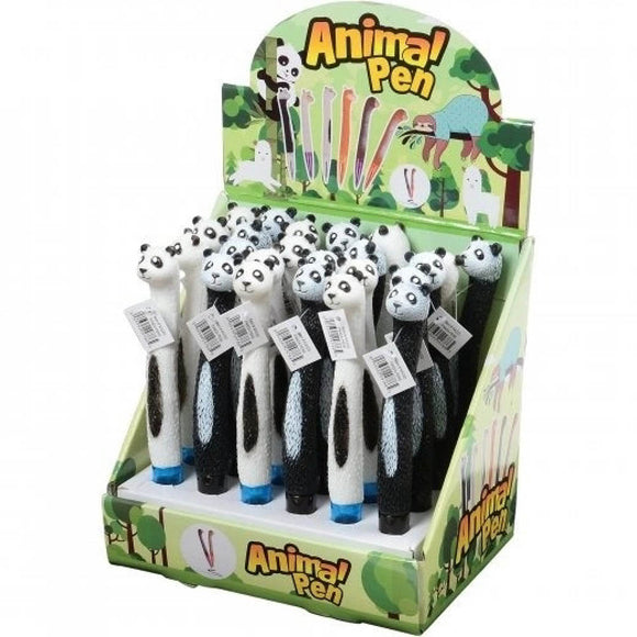 Panda Pen Pal (24/display) KA333 (H-18)