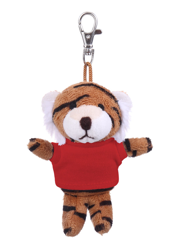 Tiger Key-Chains (3/unit), #125602