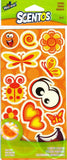 WeVeel Scentos Scented Stickers  6 Sheets, 144 Stickers