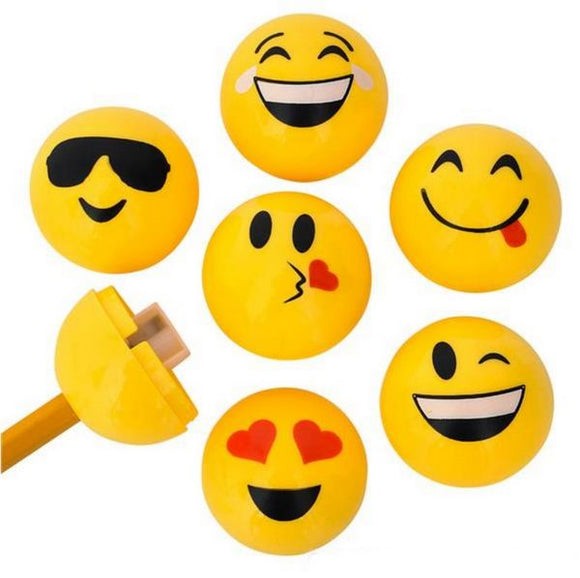 Emoticon Pencil Sharpener, #83191