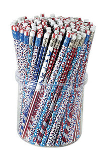 Patriotic Pencil Tub, #3004