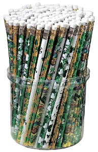 St. Patrick's Day Pencil, #3002