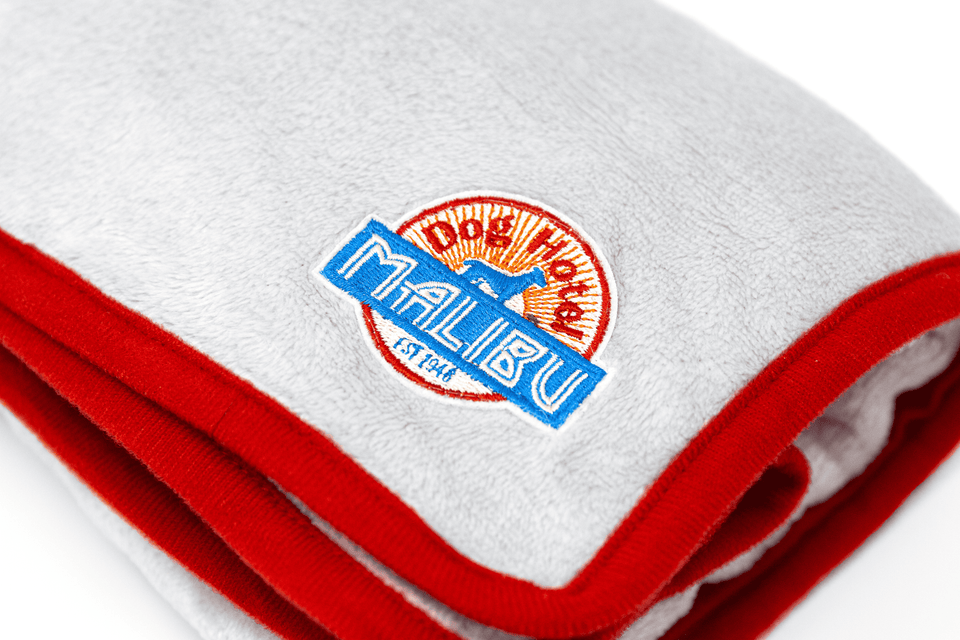 Malibu Dog Hotel's World's Softest Dog Blanket