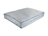 World's Most Sustainable Dog Bed Japanese Denim Blue
