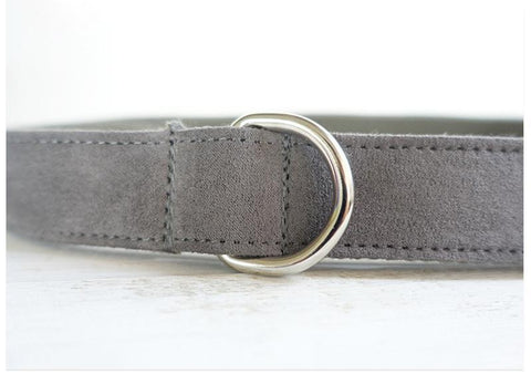 Custom Collar #WEWILLREBUILD Grey
