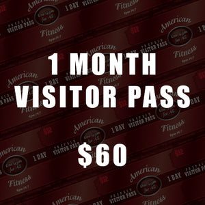Monthly Visitor's Pass