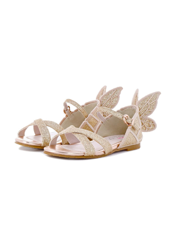 Sophia Webster Chiara Embroidery Sandal Junior