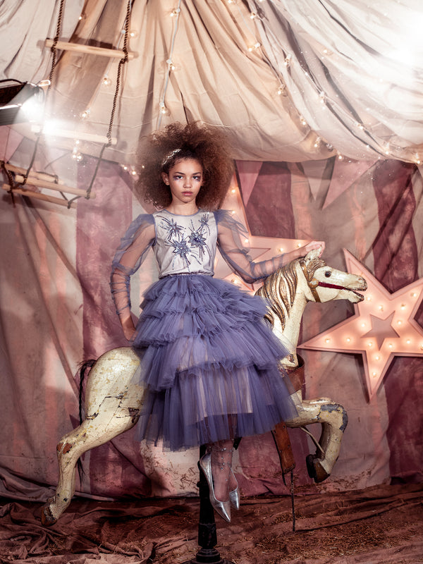 Stargazer Long Tutu Dress