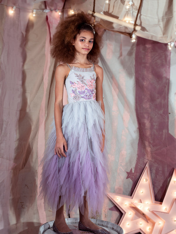 Show Must Go On Long Tutu Dress