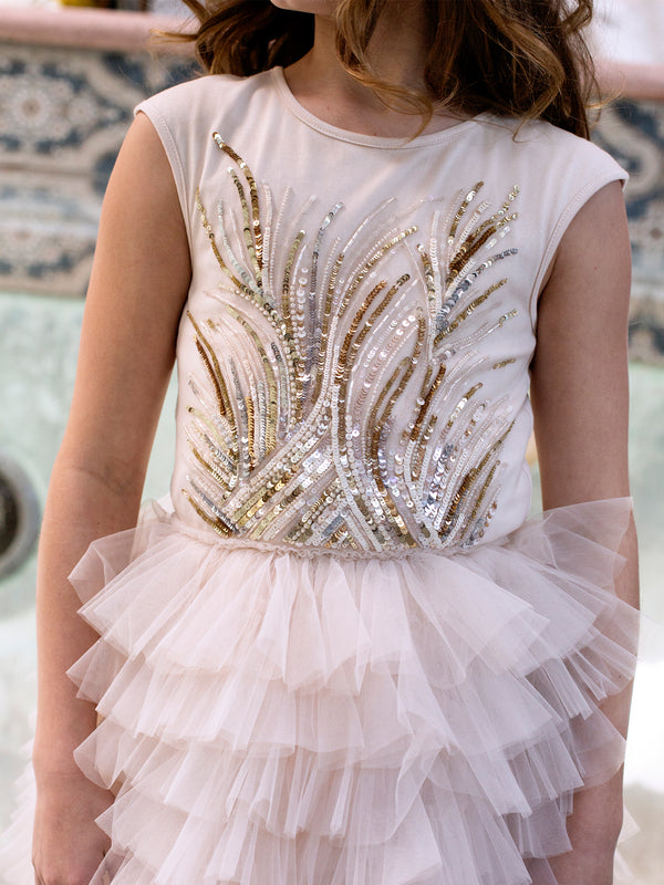 Moonbeam Tutu Dress