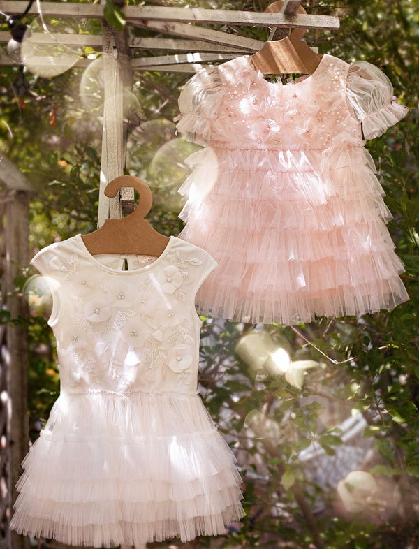 Bébé Euphoria Tulle Dress