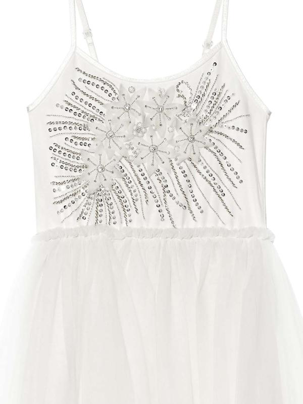 Queen Of The Glaciers Tutu Dress