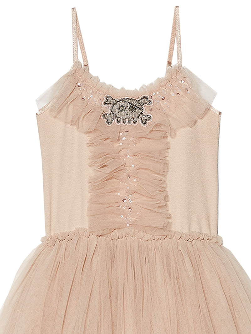 Skull Patch Tutu Dress