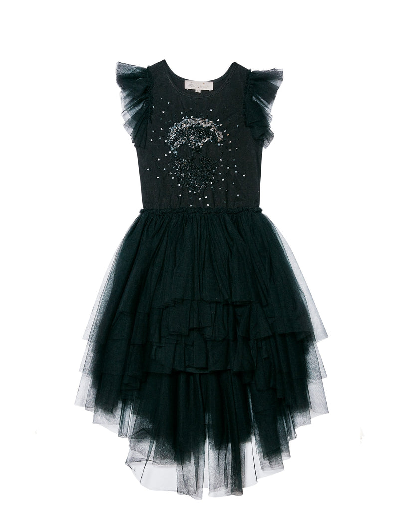 Embroidered Tutu Dress