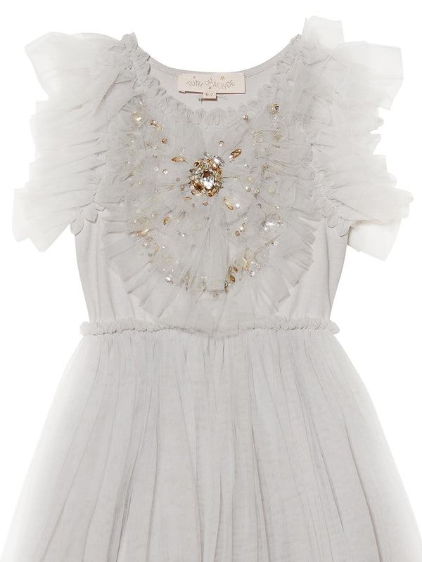 Dazzling Heart Tutu Dress