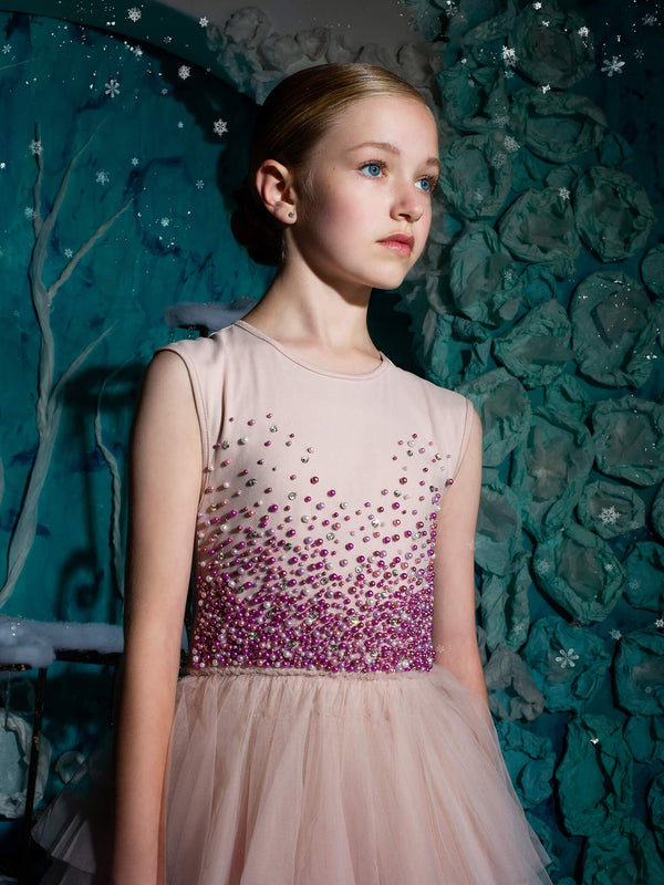Moment To Shine Long Tutu Dress