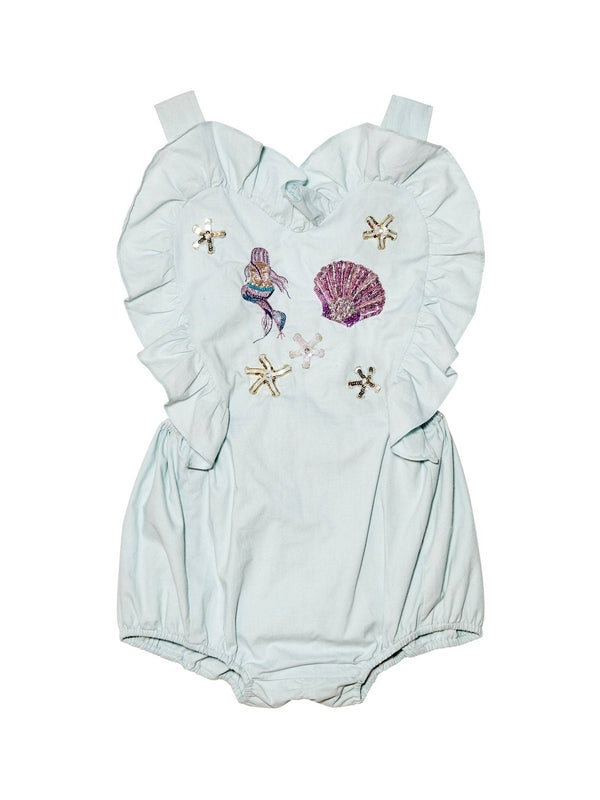 Mermaid Melody Romper