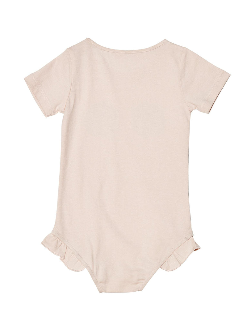 Bébé - Shell Me About It Short-sleeve Onesie