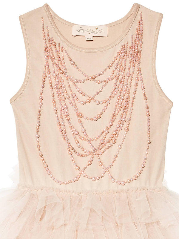 Precious Pearls Tutu Dress