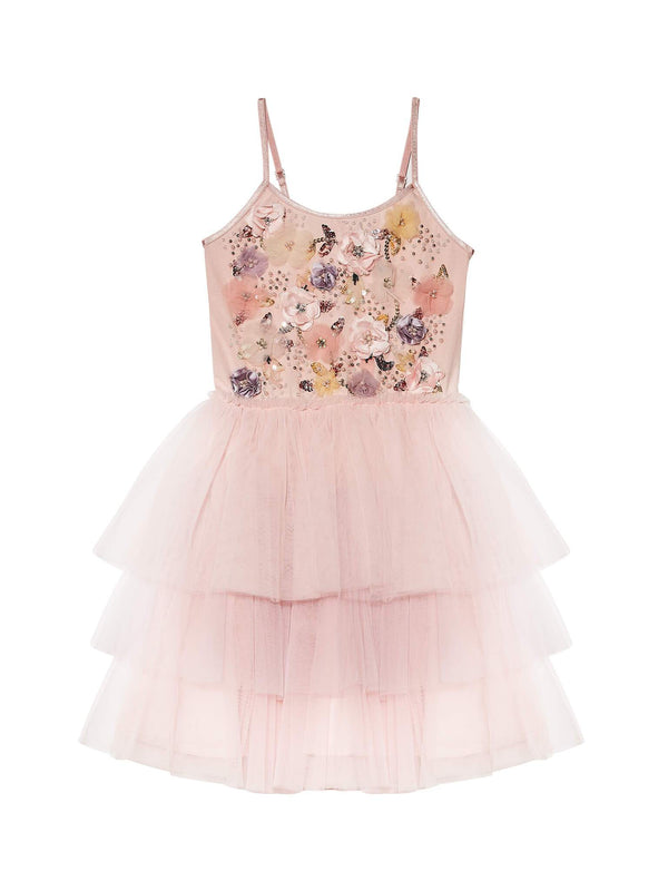 Spring Fragrance Tutu Dress