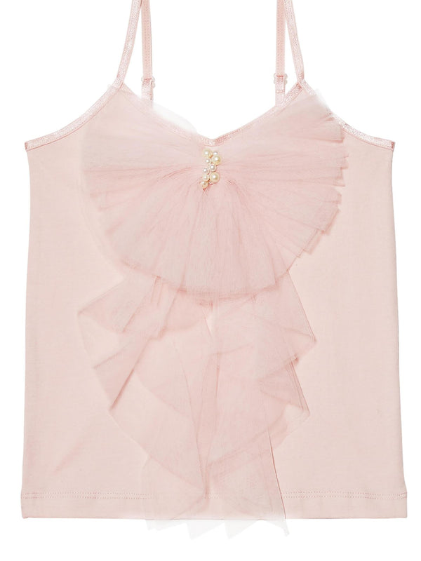 Beloved Ruffle Top