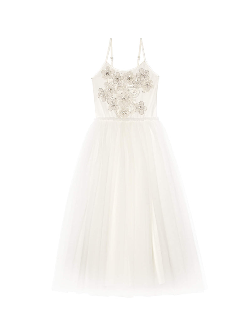 Moon Flower Long Tutu Dress