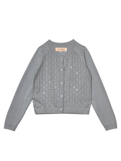 Crystal Clear Cardigan
