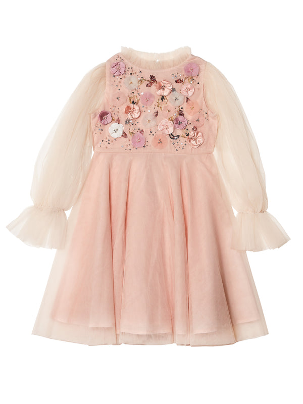 Meringue Kisses Tulle Dress