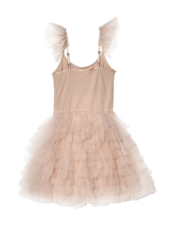 Golden Crown Tutu Dress