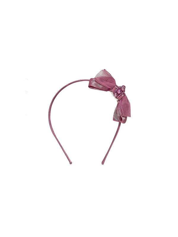 Anastasia Bow Headband