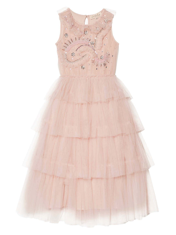 Take the Lead Long Tutu Dress