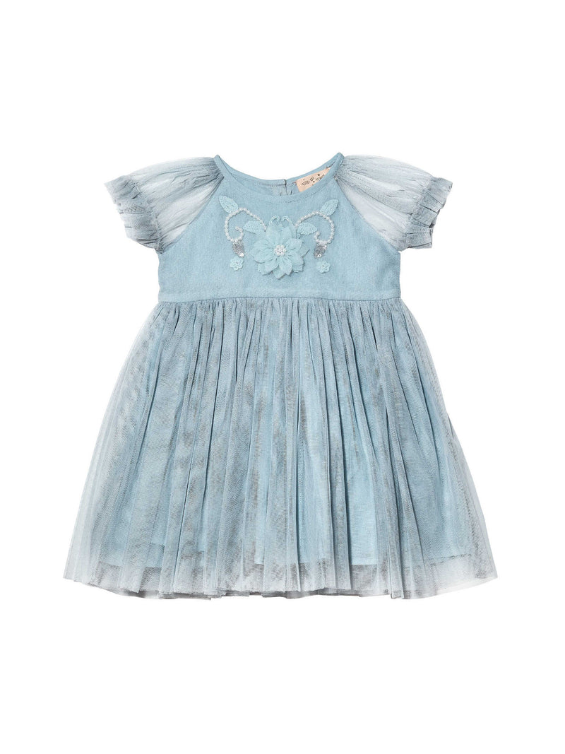 Bébé Madeleine Tulle Dress