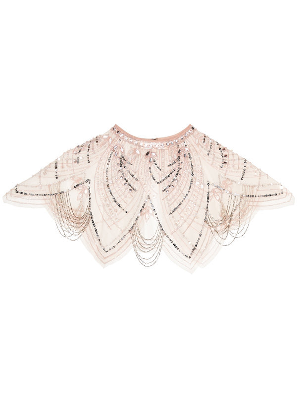 All That Glitters Cape