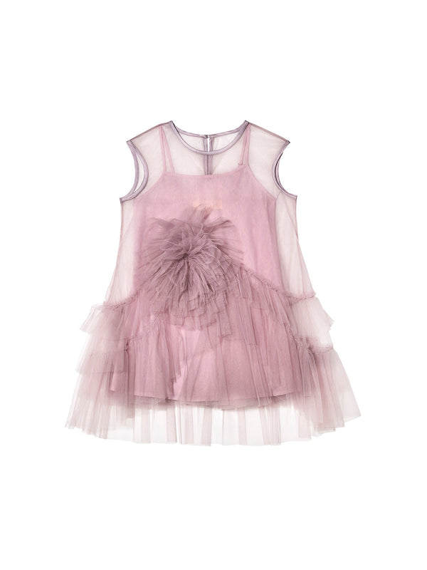 St Tropez Tulle Dress