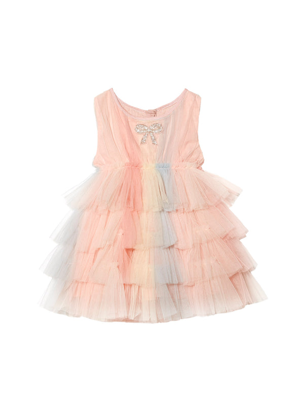 Bébé Palm Springs Tulle Dress