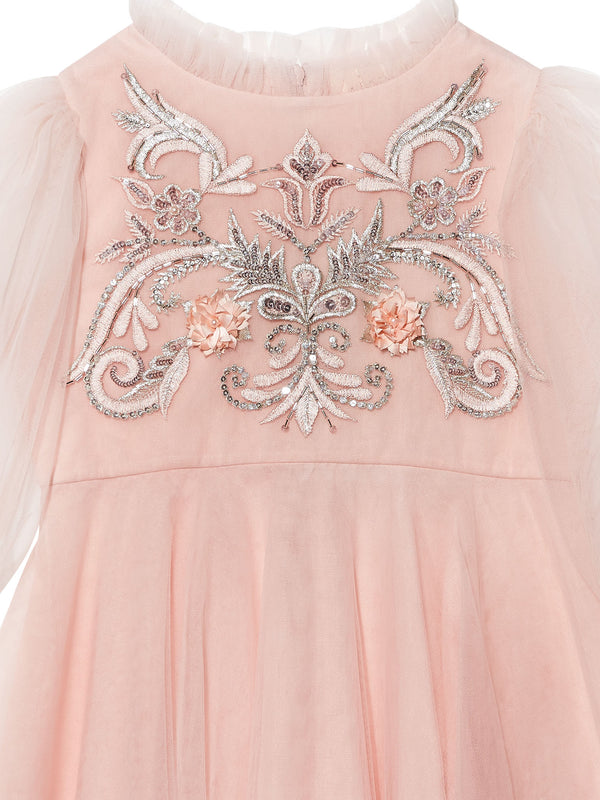 Baroque Tulle Dress