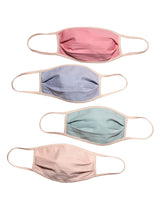Face Mask Pack of 4
