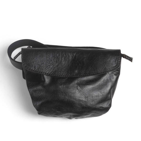 Coco Bumbag - Black-ISMAD LONDON