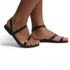 Trisi Leather Sandals-ISMAD LONDON