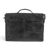 Oxford Briefcase - Black-ISMAD LONDON