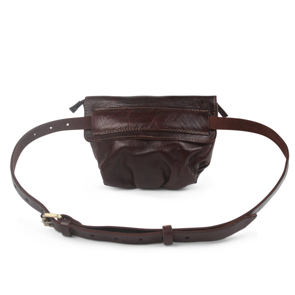 Coco Bumbag - Chocolate-ISMAD LONDON