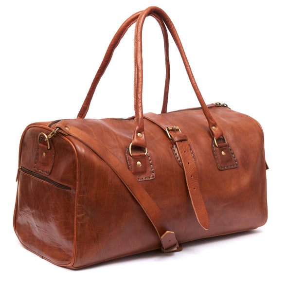 Urban Travel Bag - Tan-ISMAD LONDON