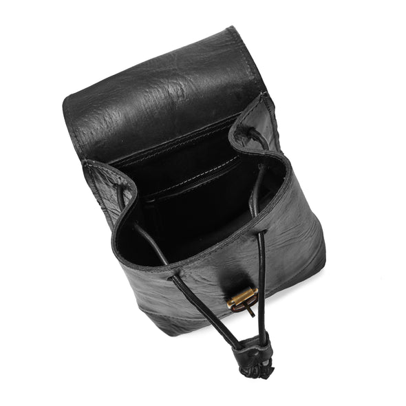 Festival Backpack - Black-ISMAD LONDON