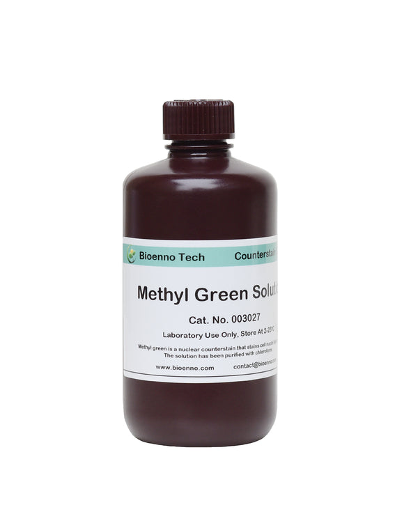Methyl Green Solution (Cat#003027)
