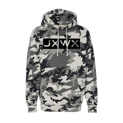 SNOW Camo Hoodies