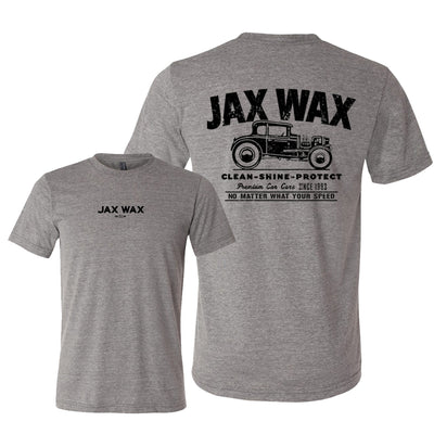 Jax Wax Rod Shop Tee Shirt