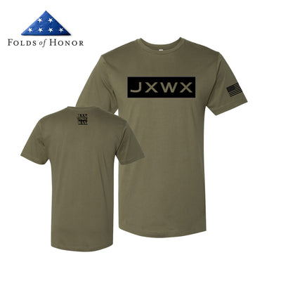 Folds of Honor Military Tee Shirt